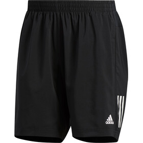 "adidas OWN The Run 2N1 Short 9"" Homme, black/grey six"